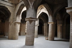 Pillars and vaults Royalty Free Stock Images