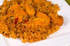 Pillau rice Stock Images