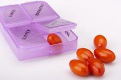 Pillbox Stock Image