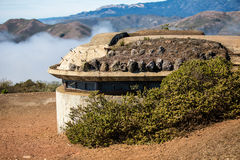 Pillbox Stock Photo