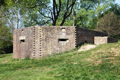 Pillbox Second World War Royalty Free Stock Images