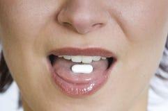 Pille lizenzfreies stockbild