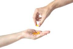 Pille lizenzfreie stockfotografie