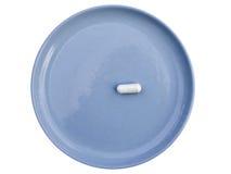 Pille-Mahlzeit Lizenzfreies Stockfoto