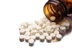 Pillen Lizenzfreie Stockbilder