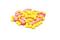 Pillen Royalty-vrije Stock Afbeelding