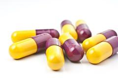 Pillen. Stock Afbeelding