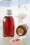 Pillen en geneeskunde royalty-vrije stock afbeelding