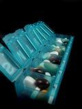 Pillen en geneesmiddelen Royalty-vrije Stock Fotografie