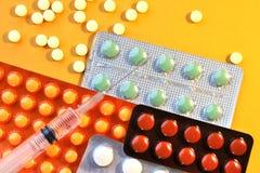 Medizin lizenzfreie stockbilder