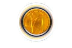 Pillen van vistraan Royalty-vrije Stock Afbeeldingen