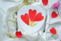 Pillen voor liefde Stock Fotografie