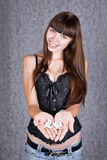 Pillensportnahrung Stockfotografie