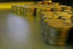 pillers monety obraz royalty free