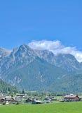 Pillersee Valley,Fieberbrunn,Tirol,Alps,Austria Stock Images