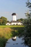 Pilling Mill and Broadfleet. Stock Photo