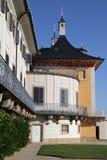 pillnitz замока Стоковое Изображение
