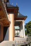 pillnitz замока Стоковая Фотография RF