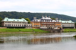 Pillnitz castle Royalty Free Stock Photos