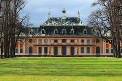 Pillnitz castle Royalty Free Stock Photos