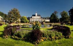 Pillnitz castle Royalty Free Stock Photography