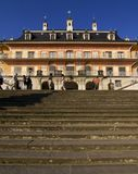 Pillnitz Castle Stock Image