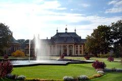 Pillnitz Castle in Dresden, Germany Royalty Free Stock Image