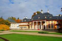 Pillnitz Castle in Dresden, Germany Stock Photo