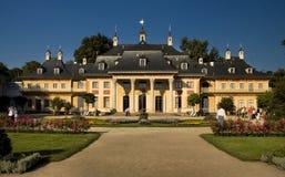 Pillnitz Schloss Stockfotos
