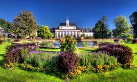 Pillnitz Schloss Stockfotografie