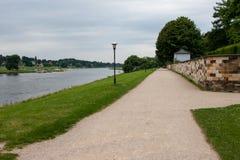 Pillnitz Schloss und Park Stockfotografie