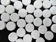 Pillola del paracetamolo Fotografie Stock