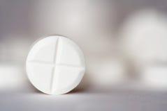 Pillola della medicina Immagini Stock Libere da Diritti