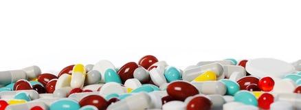Pillole Fotografie Stock Libere da Diritti