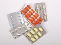 Pillole Fotografia Stock
