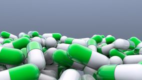 Pillole Immagini Stock Libere da Diritti