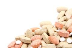 Pillole immagine stock