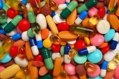 Pillole Immagini Stock