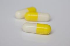 pillole/capsule /medicine - alto vicino immagini stock