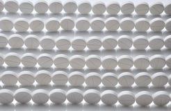 Pillole di produzione Fotografie Stock