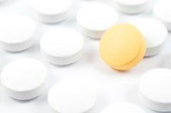 Pillole e droghe Immagine Stock Libera da Diritti