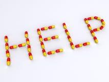 Pillole: guida Immagine Stock