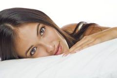 On pillow Royalty Free Stock Photo