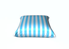 Pillow. Illustration of pillow isolated on the white vector illustration