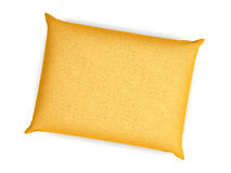 Pillow. Image of a 3D rendered Pillow Royalty Free Stock Photos