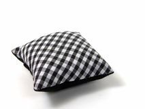Pillow. Isolated over white background with shadows Royalty Free Stock Photo
