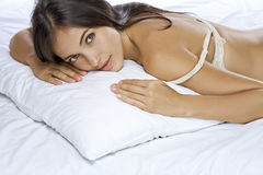 On pillow Stock Photography