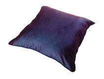 Pillow, bright pillow on background. Stock Photography