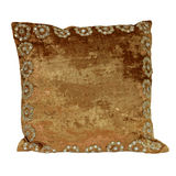 Pillow brown Royalty Free Stock Photo