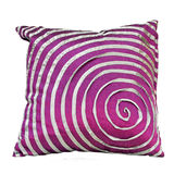 Pillow circles Stock Photography